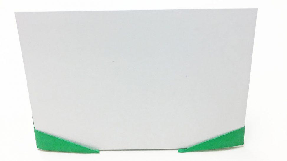 立体折り紙「フォトフレーム(写真立て)」